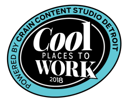 Cool places to work 2018 award icon