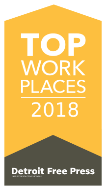 Top Work Places 2017 award icon